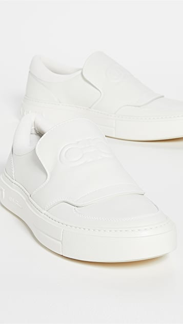 Salvatore Ferragamo Priamo Sneakers