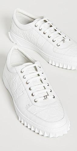 Salvatore Ferragamo - Scuby Sneakers