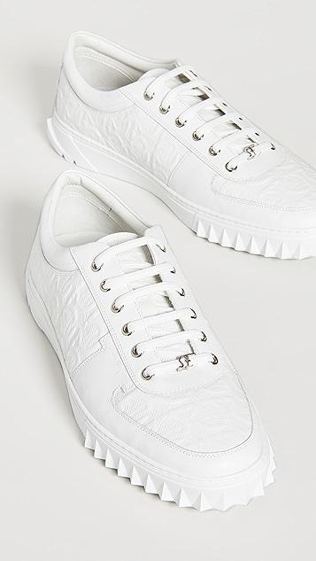 Salvatore Ferragamo Scuby Sneakers