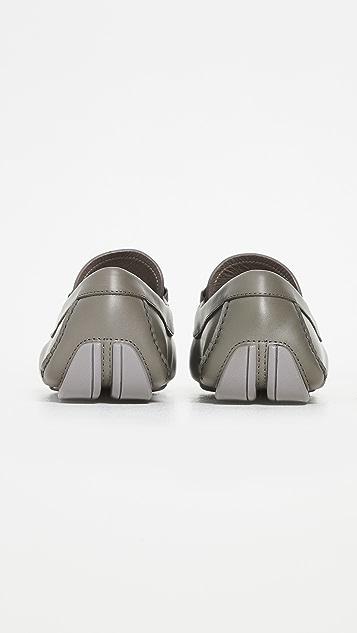 Salvatore Ferragamo Parigi New Driver Shoes