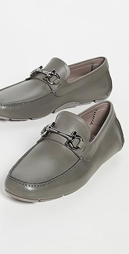 Salvatore Ferragamo - Parigi New Driver Shoes
