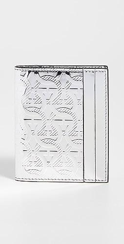 Salvatore Ferragamo - Travel Embossed Wallet
