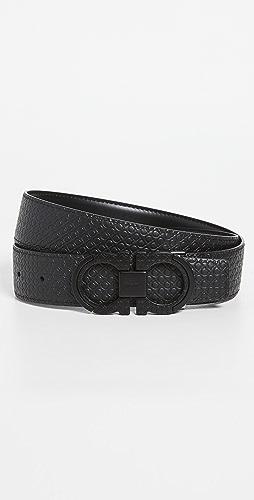 Salvatore Ferragamo - Double Adjustable Belt