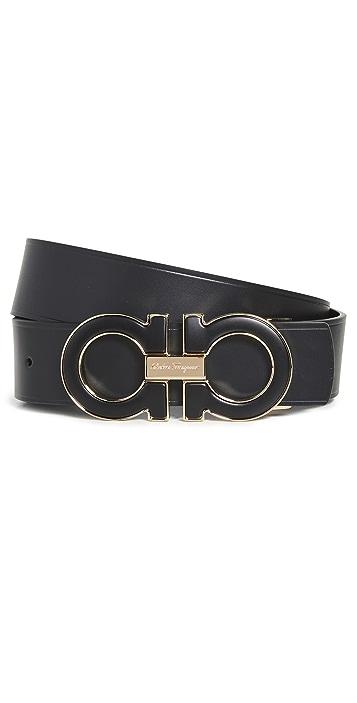 Salvatore Ferragamo Adjustable Belt