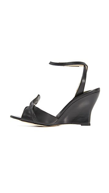 Sarah Flint Paige Wedges