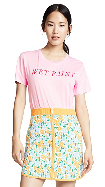 Stine Goya Milo Wet Paint Tee