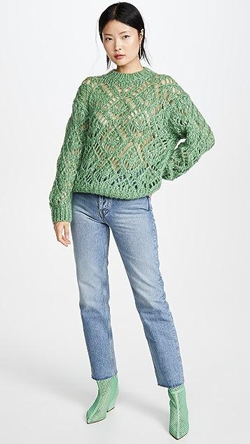 Stine Goya Вязаный свитер Alex