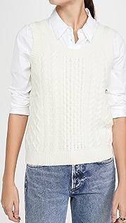 Stine Goya Lucas Cable Vest
