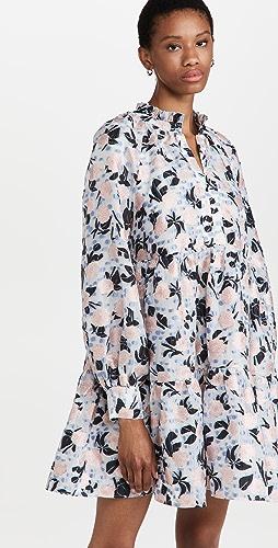 Stine Goya - Jasmine Floral Organza Dress