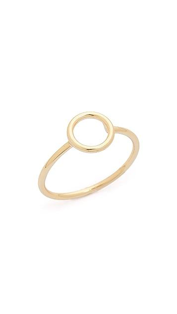Shashi Circle Ring