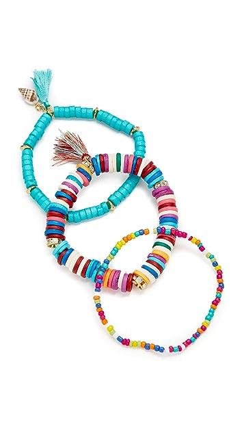 Shashi Marina Bracelet Set