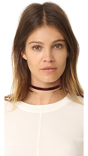 Shashi Nikita Choker Necklace