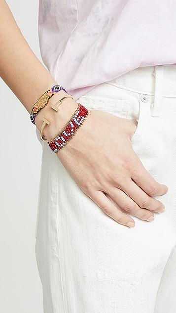SHASHI Teagen Cuff Bracelet