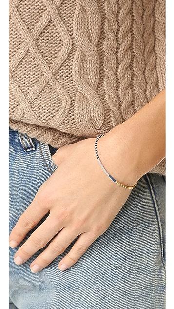 Shashi Lily Strech Bracelet