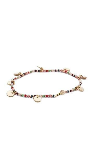 Shashi Disc Strech Bracelet