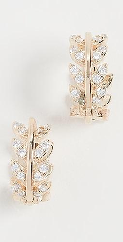 SHASHI - Amelia Huggie Earrings