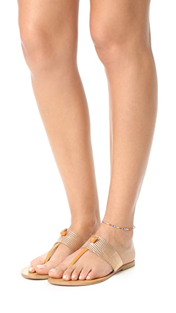 Shashi Lily Anklet