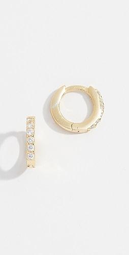 SHASHI - Katerina Hoop Earrings