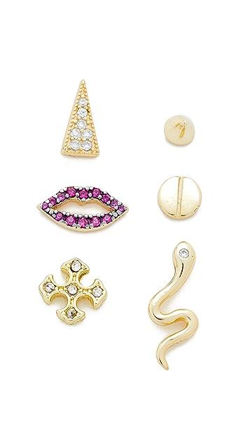 Shashi Amelia Earring Set