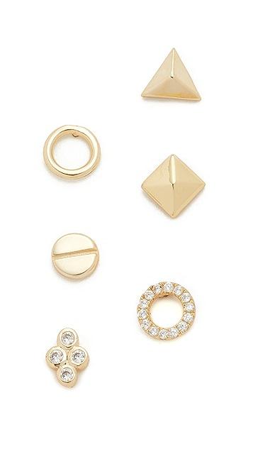 Shashi Mia Stud Earring Set