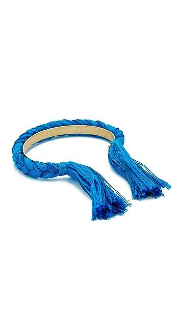 Shashi Celine Cuff Bracelet