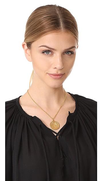 Shashi Warrior Pendant Necklace