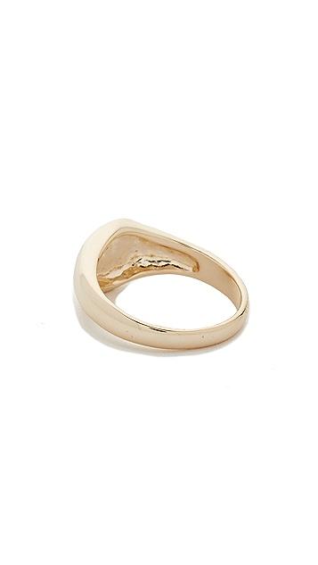Shashi Signet Ring