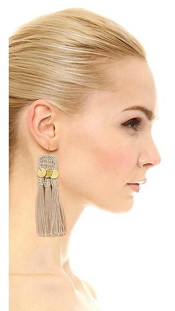 Shashi River Earrings