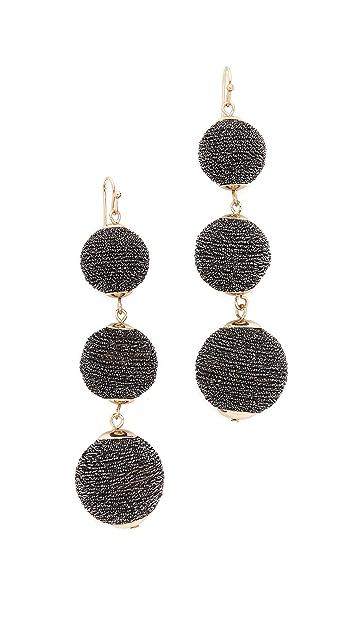 Shashi Matilda Sparking Earrings