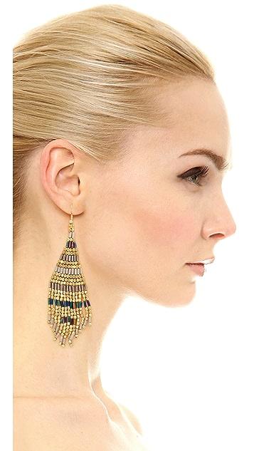 Shashi Heather Earrings