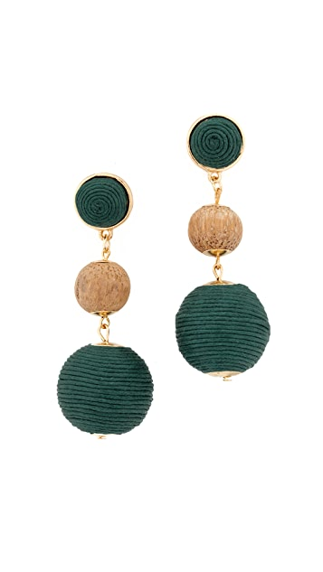 Shashi Matilda Earrings