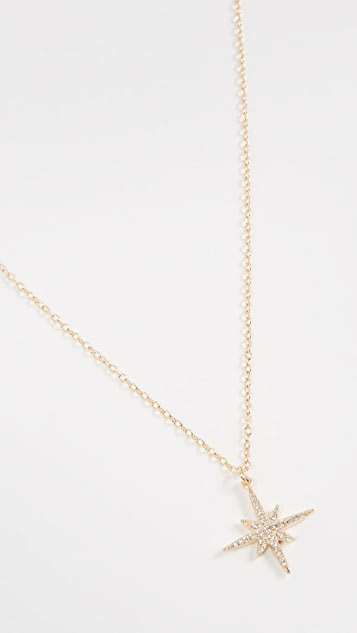 Shashi Lacey Necklace