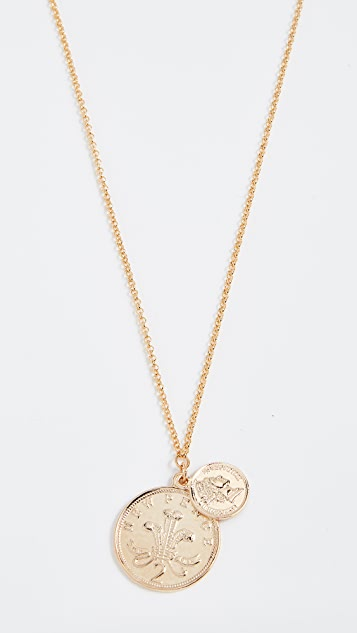 sweet love double necklace product brave chick