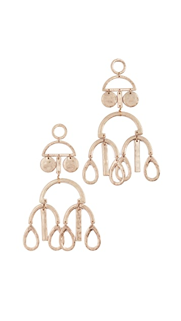 Shashi Alicia Large Earrings