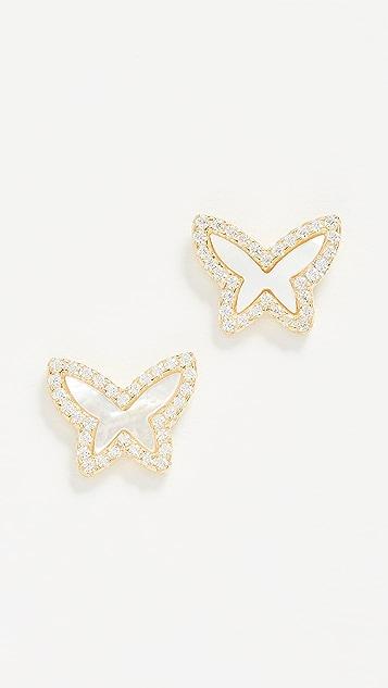 Shashi Samantha Stud Earrings