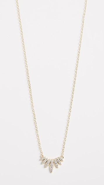 Shashi Wing Necklace