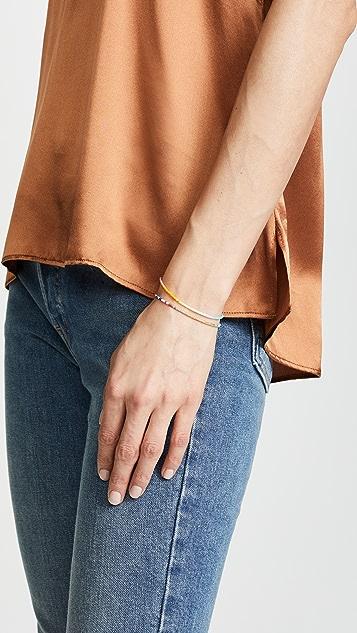 Shashi Lily Stretch Bracelet