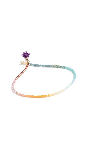 Shashi Lily Bracelet