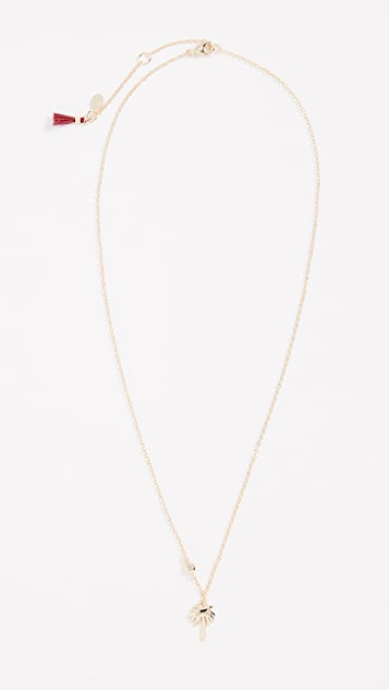 Shashi Palm Necklace