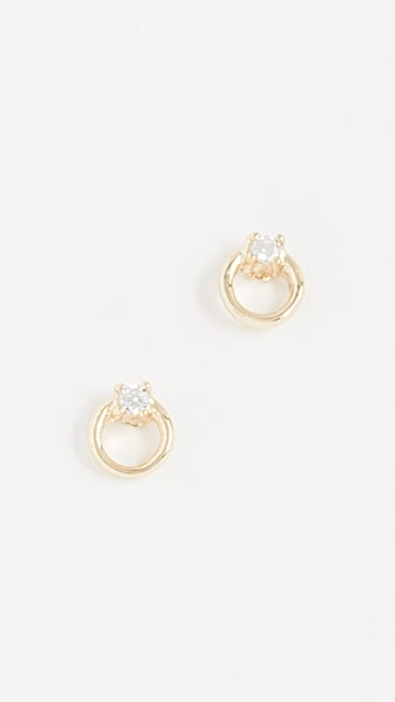 Shashi Claire Earrings