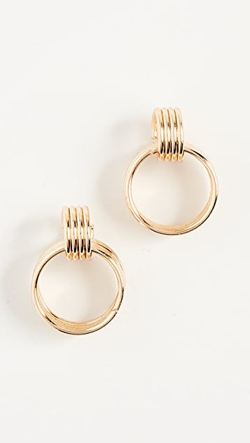 Shashi Lila Earrings