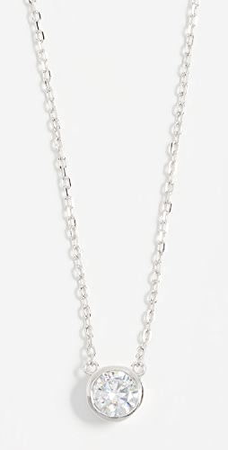 SHASHI - Solitaire Necklace