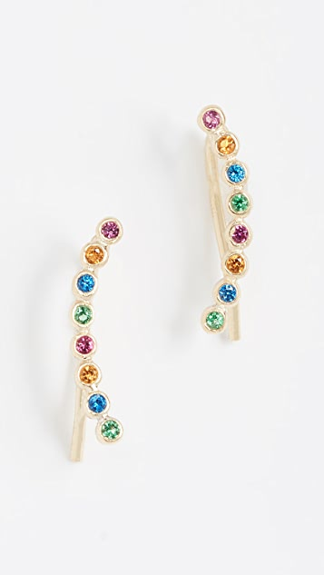 Shashi Rainbow Ear Crawlers