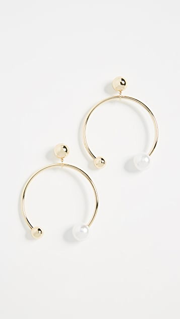 Shashi Becca Earrings