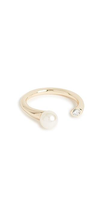 Shashi Mona Ring - Gold