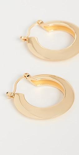 SHASHI - Gianna Small Hoop Earrings