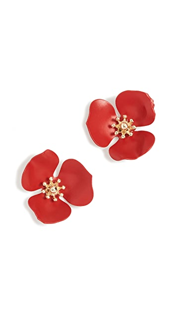 Shashi Irene Stud Earrings