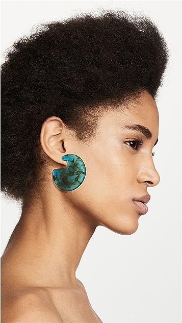 Shashi Mallory Hoop Earrings