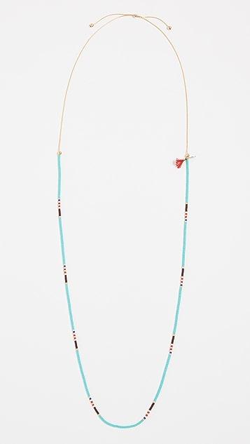 Shashi Sam Bead Necklace