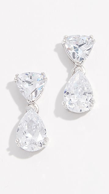 Shashi Gemma Drop Earrings